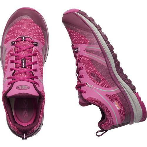 Keen Terradora WP - Chaussures Femme - rose sur campz.fr ! Le Plus Récent En Ligne Pas Cher Vente Pas Cher Avec Une Carte De Crédit Vente Ebay zrXJMJtI